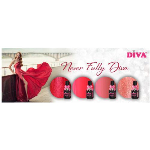 Diva NEVER FULLY DIVA