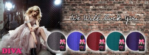 Diva WE WILL ROCK YOU COLLECTION