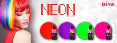 Diva NEON SERIE 2 COLLECTION