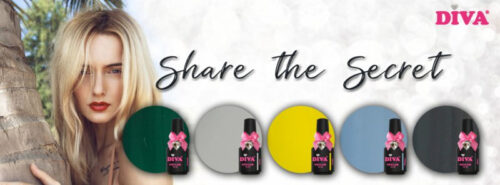 Diva SHARE THE SECRET COLLECTION