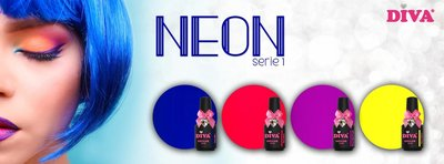 Diva NEON SERIE 1 COLLECTION